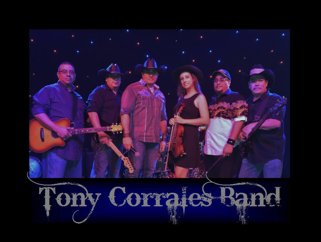 Tony Corrales Band - Featured at Tucson Country Music