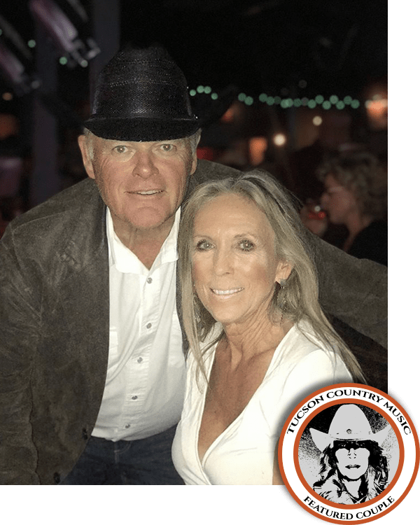 Bill and Mary Draft Tappers featured couple