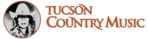 Tucson Country Music Logo Ret