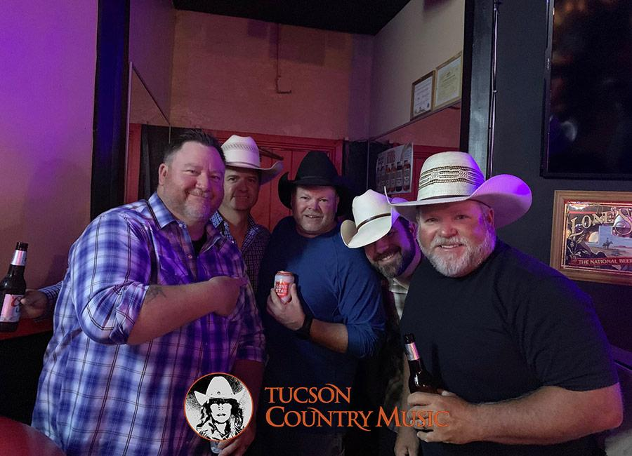 Del with the Jack Bishop Band