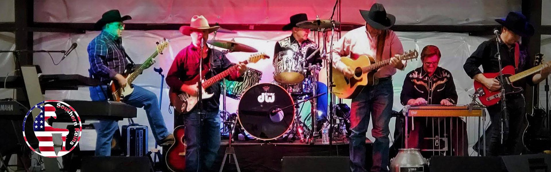 Southern Reins Band - Tucson Country Music
