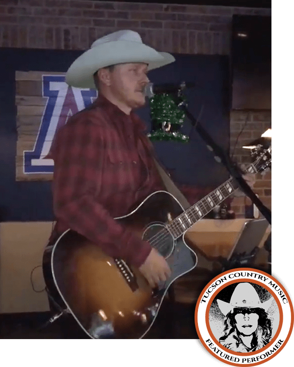 Mark Miller - Featured Tucson Country Music Artist