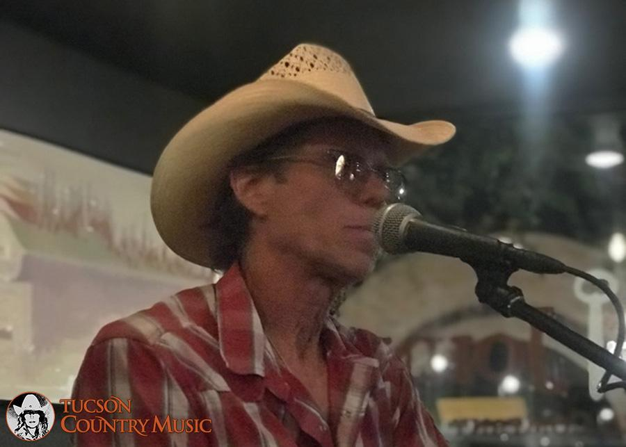 Mark Insley - Country Music in Tucson