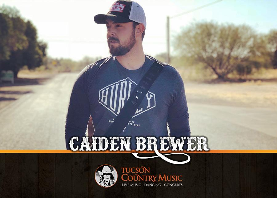 Caiden Brewer - Tucson Country Music
