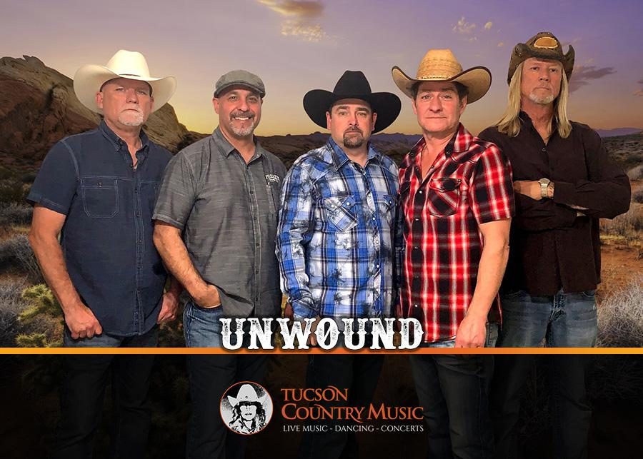 Unwound Band - Tucson Country Music