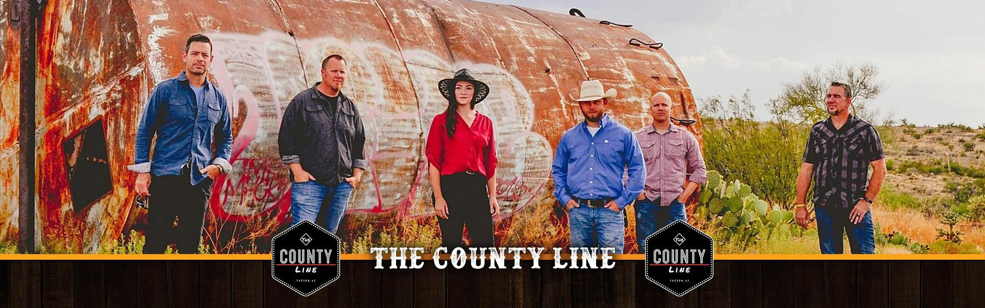 The County Line Band - Tucson AZ Country Music