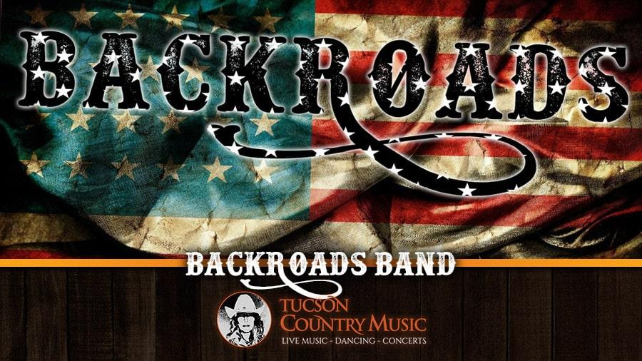 Backroads Band - Tucson Country Music