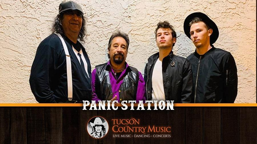 Panic Station Band - Tucson Country Music